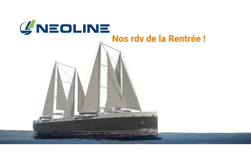 Nos rendez-vous de septembre : SITL, Assises de la Mer et Wind for Goods!