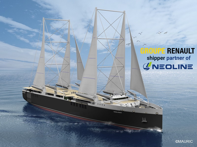 NEOLINE takes a strategic step by signing a first partnership with a shipper