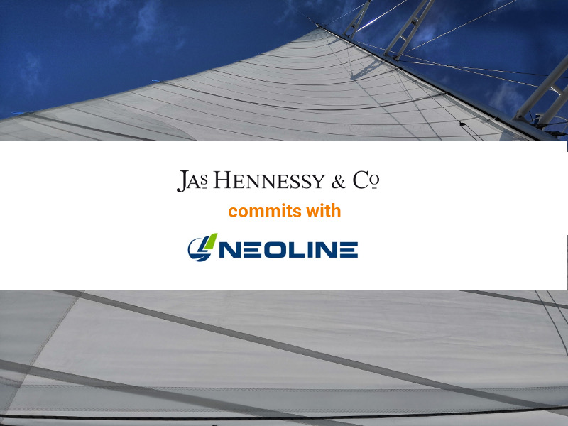 Jas Hennessy & Co. partners with NEOLINE, pursuing its commitment to sustainable transport