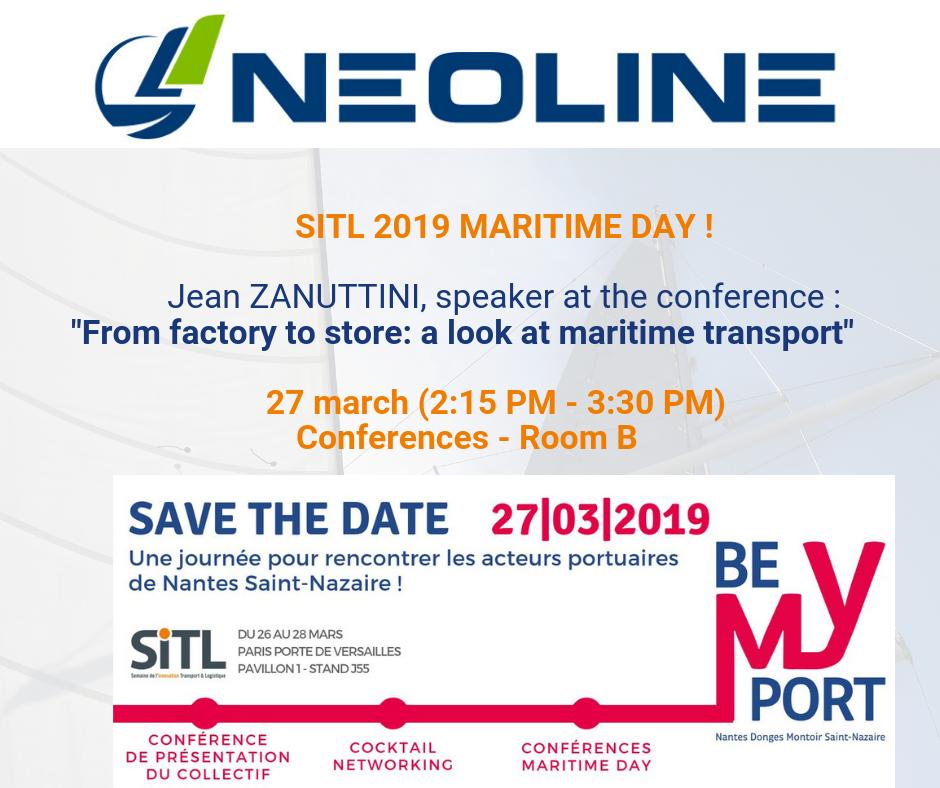 MaritimeDay SITL NEOLINE