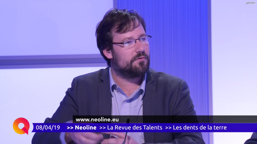 TV show: NEOLINE live on Télénantes