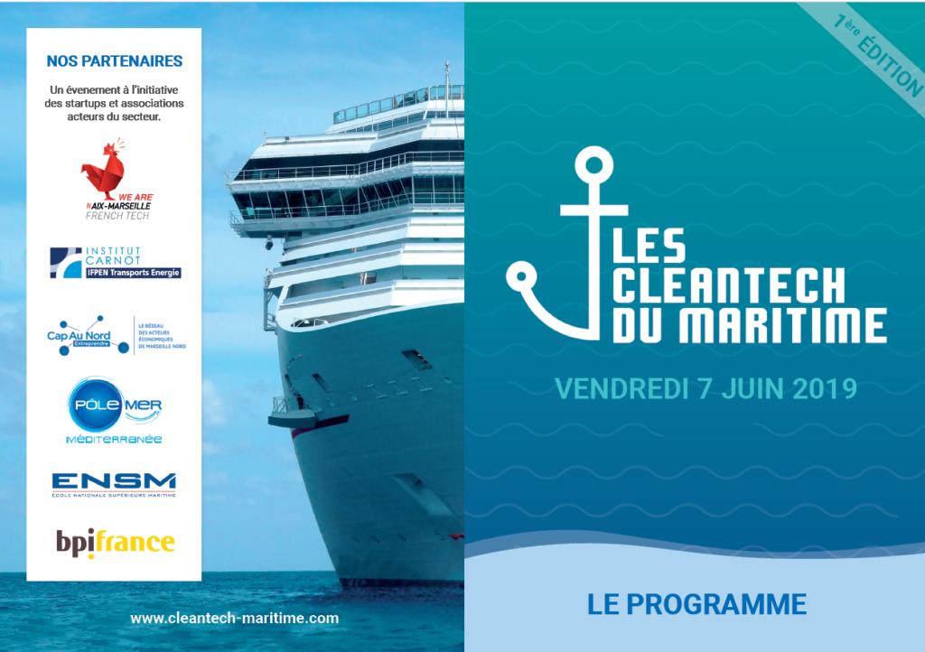 CleanTech du Maritime 2019