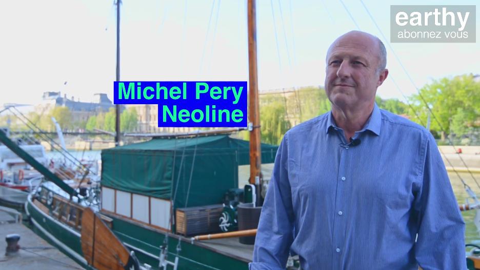 NEOLINE on earthy : the webtv of entrepreneurs who innovate for the planet