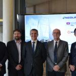COnférence de presse NEOLINE EDF Sogestran Maritime Nantaise du 04022020