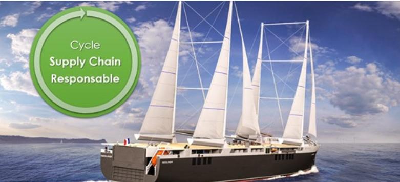 """""""Comment les supply chains mettent les voiles pour réduire leurs impacts environnementaux"""" - Atelier avec Bretagne Supply Chain et Wind Ship"""