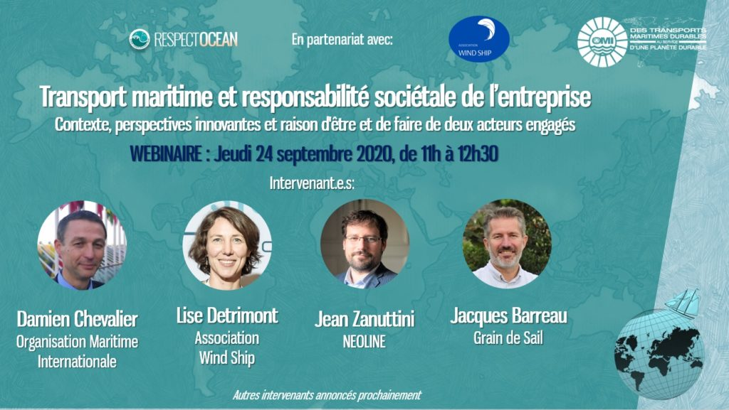 """""""Sustainable shipping for a sustainable planet"""" #WorldMaritimeDay2020"""