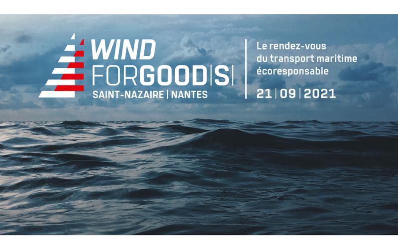WIND FOR GOODS : le 1er évènement national dédié au transport maritime propulsé par le vent!