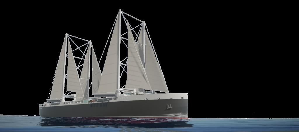 Longchamp embarque sur les cargos voiliers de NEOLINE pour réduire les impacts de sa supplychain transatlantique